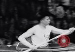 Image of Kayak skippers Germany, 1956, second 41 stock footage video 65675040938