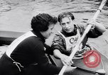 Image of Kayak skippers Germany, 1956, second 45 stock footage video 65675040938