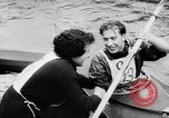 Image of Kayak skippers Germany, 1956, second 47 stock footage video 65675040938