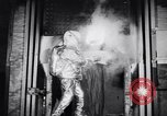 Image of Heat Suit Long Island City New York USA, 1956, second 56 stock footage video 65675040941