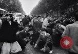 Image of Students riot Paris France, 1956, second 7 stock footage video 65675040946