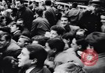 Image of Students riot Paris France, 1956, second 11 stock footage video 65675040946