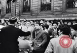 Image of Students riot Paris France, 1956, second 20 stock footage video 65675040946