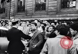 Image of Students riot Paris France, 1956, second 21 stock footage video 65675040946