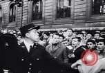 Image of Students riot Paris France, 1956, second 22 stock footage video 65675040946