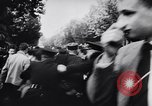 Image of Students riot Paris France, 1956, second 27 stock footage video 65675040946