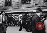 Image of Students riot Paris France, 1956, second 38 stock footage video 65675040946