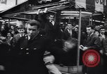 Image of Students riot Paris France, 1956, second 46 stock footage video 65675040946