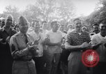 Image of President Eisenhower Washington DC USA, 1956, second 14 stock footage video 65675040947