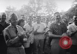 Image of President Eisenhower Washington DC USA, 1956, second 16 stock footage video 65675040947