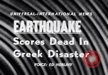 Image of Earthquake Aegean Islands Greece, 1956, second 8 stock footage video 65675040952