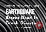 Image of Earthquake Aegean Islands Greece, 1956, second 9 stock footage video 65675040952