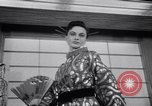 Image of Fashion Parade New York United States USA, 1956, second 11 stock footage video 65675040956