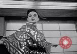 Image of Fashion Parade New York United States USA, 1956, second 13 stock footage video 65675040956