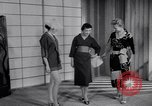 Image of Fashion Parade New York United States USA, 1956, second 36 stock footage video 65675040956
