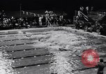Image of Swimming championship Tyler Texas USA, 1956, second 12 stock footage video 65675040957