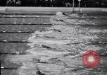 Image of Swimming championship Tyler Texas USA, 1956, second 17 stock footage video 65675040957