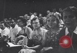 Image of Swimming championship Tyler Texas USA, 1956, second 19 stock footage video 65675040957
