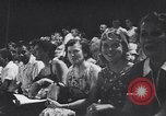 Image of Swimming championship Tyler Texas USA, 1956, second 20 stock footage video 65675040957