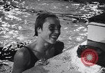 Image of Swimming championship Tyler Texas USA, 1956, second 32 stock footage video 65675040957