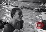 Image of Swimming championship Tyler Texas USA, 1956, second 33 stock footage video 65675040957