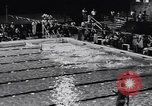 Image of Swimming championship Tyler Texas USA, 1956, second 40 stock footage video 65675040957
