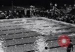 Image of Swimming championship Tyler Texas USA, 1956, second 41 stock footage video 65675040957