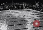 Image of Swimming championship Tyler Texas USA, 1956, second 42 stock footage video 65675040957