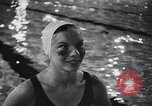 Image of Swimming championship Tyler Texas USA, 1956, second 59 stock footage video 65675040957