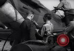 Image of Spitfire plane refueling Battle of Britain United Kingdom, 1940, second 24 stock footage video 65675041011