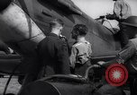 Image of Spitfire plane refueling Battle of Britain United Kingdom, 1940, second 25 stock footage video 65675041011