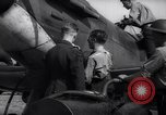 Image of Spitfire plane refueling Battle of Britain United Kingdom, 1940, second 26 stock footage video 65675041011