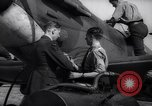 Image of Spitfire plane refueling Battle of Britain United Kingdom, 1940, second 28 stock footage video 65675041011