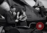 Image of Spitfire plane refueling Battle of Britain United Kingdom, 1940, second 29 stock footage video 65675041011