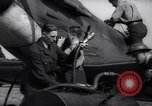 Image of Spitfire plane refueling Battle of Britain United Kingdom, 1940, second 30 stock footage video 65675041011