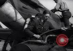 Image of Spitfire plane refueling Battle of Britain United Kingdom, 1940, second 32 stock footage video 65675041011