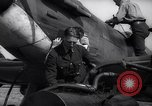Image of Spitfire plane refueling Battle of Britain United Kingdom, 1940, second 33 stock footage video 65675041011