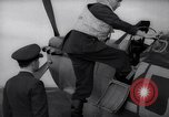 Image of British fighter pilot gives post-flight combat report England United Kingdom, 1940, second 29 stock footage video 65675041016