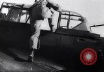 Image of Luftwaffe aircraft operations Eastern Front, 1941, second 32 stock footage video 65675041021