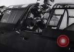 Image of Luftwaffe aircraft operations Eastern Front, 1941, second 37 stock footage video 65675041021
