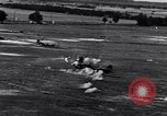 Image of German Bf-110 and Ju 86 aircraft in World War 2 Germany, 1940, second 31 stock footage video 65675041026