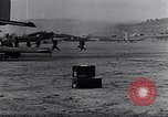 Image of German Bf-110 and Ju 86 aircraft in World War 2 Germany, 1940, second 62 stock footage video 65675041026