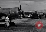 Image of Flight Operations at Henderson Field Guadalcanal Solomon Islands, 1943, second 17 stock footage video 65675041033