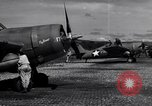 Image of Flight Operations at Henderson Field Guadalcanal Solomon Islands, 1943, second 18 stock footage video 65675041033