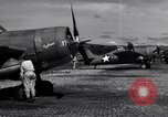 Image of Flight Operations at Henderson Field Guadalcanal Solomon Islands, 1943, second 19 stock footage video 65675041033