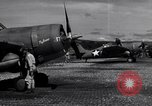 Image of Flight Operations at Henderson Field Guadalcanal Solomon Islands, 1943, second 20 stock footage video 65675041033