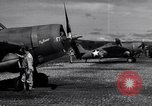 Image of Flight Operations at Henderson Field Guadalcanal Solomon Islands, 1943, second 21 stock footage video 65675041033