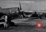 Image of Flight Operations at Henderson Field Guadalcanal Solomon Islands, 1943, second 22 stock footage video 65675041033
