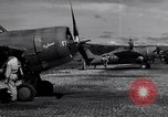 Image of Flight Operations at Henderson Field Guadalcanal Solomon Islands, 1943, second 23 stock footage video 65675041033