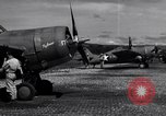 Image of Flight Operations at Henderson Field Guadalcanal Solomon Islands, 1943, second 24 stock footage video 65675041033